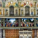 『行った気になる世界遺産 バチカン市国 システィーナ礼拝堂 北壁』の画像