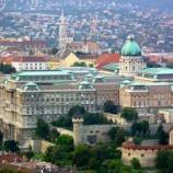 『行った気になる世界遺産 ブダペストのドナウ河岸とブダ城地区およびアンドラーシ通り ブダ城』の画像