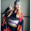 元AKB48光宗薫、奇抜な振り袖姿で圧倒(´・ω・`)