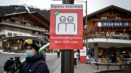 【スイス】アルプス山脈のスキー場でコロナ隔離中の英国人200人、夜中に逃亡wwwww