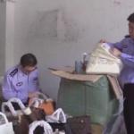 【動画】中国、また!偽ブランドバッグ13000超を押収!総額2億元相当!57人を逮捕 [海外]