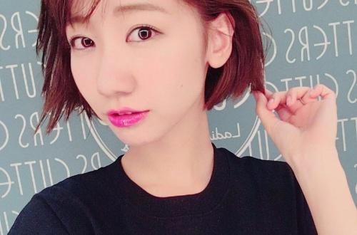 【画像あり】ショートヘアにした柏木由紀さんが可愛いすぎると話題にのサムネイル画像