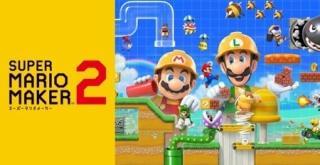 【ゲーム売上】『マリオメーカー2』が首位に返り咲き!『FE 風花雪月』は2位に後退