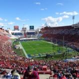 『ロサンゼルス旅行記14 【NFL現地観戦】サンフランシスコ・49ersVSロサンゼルス・ラムズ(試合前編)』の画像