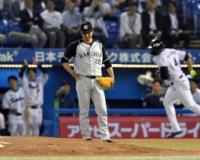 セ・リーグ S4-2T[5/19]阪神2発応戦もいずれもソロ