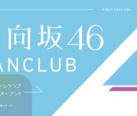 【欅坂46】日向坂46ファンクラブオープン!⽇向坂46 デビューカウントダウンライブ!!」の先行申込も!