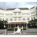 『「ラッフルズホテル挙式」キャンペーン開始!』の画像