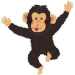 【動画】チンパンジーが枝で無人機を撃退