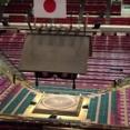 【悲報】元魁皇の浅香山親方が負傷…180kgの力士がぶつかり車椅子で退場