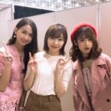 指原莉乃がJKT48・BNK48メンバーと3ショット