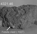 アポロ14号が持ち帰った「月の岩石」は地球産だった・・・小惑星が地球に衝突して宇宙に飛ばされた石が偶然に月面まで到達★2