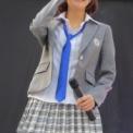 東京大学第65回駒場祭2014 その110(ミス&ミスター東大コンテスト2014の42(ミスター東大とミニスカギャル))