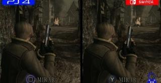『バイオハザード4』、Switch版とPS4版のグラフィックとフレームレートの比較映像が公開!