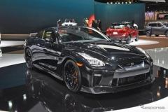 日産 GT-R 2018年モデル初公開 1106万円