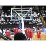 『キリンカップ リトアニアVSトルコ、日本VS韓国@さいたまスーパーアリーナ』の画像