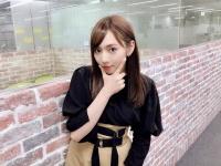 【乃木坂46】凄い...。新内眞衣、パンパンに張ってる.....