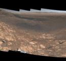 火星の詳細なパノラマ写真を公開