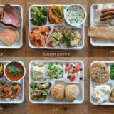 【画像】各国の給食がこちら! どの国の昼食を食べてみたい?