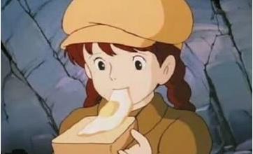【悲報】ラピュタのパンを再現しようとした結果wwwwwwwwww