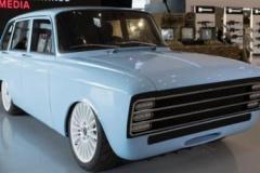 カラシニコフ「電気自動車を作ってみた」