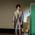 日本大学生物資源学部藤桜祭2014 ミス&ミスターNUBSコンテスト2014の40(決定!ミスターNUBS2014は山本幸佑さん)