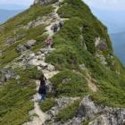 『日本百名山 塩見岳へ☆その4 塩見岳山頂からの帰り道♩』の画像