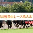 『メルマガ特別配信絶対軸馬』の画像