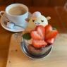 【中津】かわいいパフェを狙え! ~TONTON CAFE