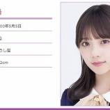『与田ちゃんの表紙がきてますよ! はい可愛い!【乃木坂46】』の画像