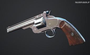 Schofield No.2 Revolver