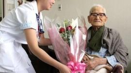 【訃報】世界最高齢 木村次郎右衛門さん死去 116歳