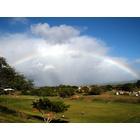 『ハワイからの希望の虹をあなたへ』の画像