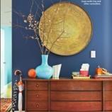 『壁の色を変えれば部屋が変わる!色壁インテリア画像まとめ★ 4/4 【インテリアまとめ・画像 部屋 】』の画像