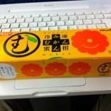 『(番外編)皮のない冷凍ミカン、その名も「むかん」JR九州・博多駅で販売されていました』の画像