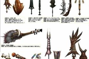 【ゲーム】モンスターハンターで1番使ってて楽しい武器wwwwwwwwwwww