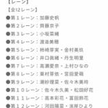 『日向坂46】初の全国握手会レーン組み合わせ』の画像