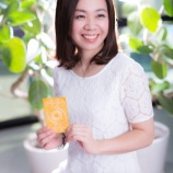 『卒業生様が「幸せフードセラピスト郷春華(ごうしゅんか)」として活動されています』の画像