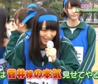 【欅坂46】大食いのゆっかー激辛の葵ちゃんが外仕事でどれくらい戦えるのか見てみたい