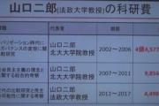 前川助平貧困調査員「アベの全体主義がニッポンを壊している!戦前回帰だ!」 【サンデー毎日】