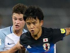 【 動画 】久保建英がゴール! U19日本代表、U19ブラジル相手に敵地で快勝!