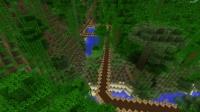 ジャングル都市にさらに家を作る