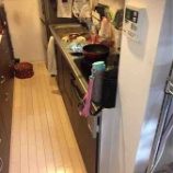 『より使いやすいキッチンへ!!②』の画像