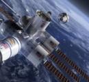 軌道高度320kmの宇宙ホテル「オーロラステーション」。2021~2022年に開業。ホテルまでの送迎有り。