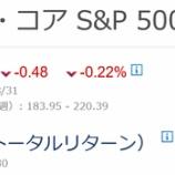 『【トータルリターン】バフェット太郎10種 VS S&P500種』の画像
