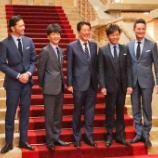 『TOKIOに新メンバーが加入!!5人の写真が公開wwwwwwwwww』の画像