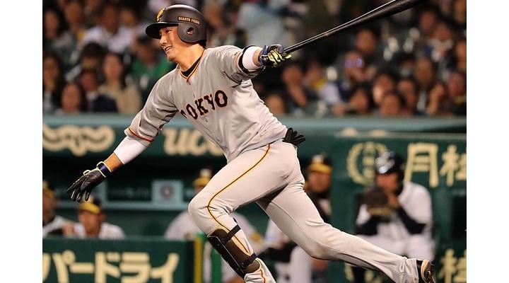 巨人・小林誠司 19試合 打率.382 打点8 得点圏.545 出塁率.464 長打率.489