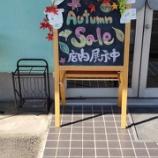 『【大映ミシンのAUTUMN SALE 開催中】各メーカーの家庭用ミシンと職業用ミシンをお求め出来ます。店内で使用方法も教えます!』の画像