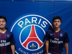パリSGの下部組織に初の日本人選手誕生!