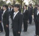 【画像動画】女性警官だけの精鋭部隊「女性警戒部隊」 メラニア夫人ら女性要人を守るため警視庁が新設