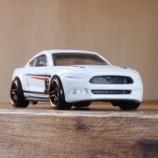 『ホットウィール 2015 フォード マスタングGT』の画像